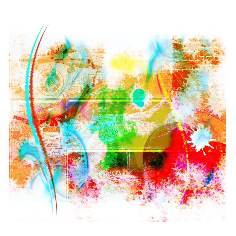 Free Abstraction Stock Photography - 14662352
