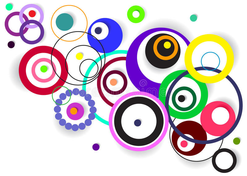 Abstraction royalty free illustration