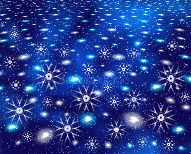 Download Abstraction Christmas Space Stock Illustration - Image: 3588583