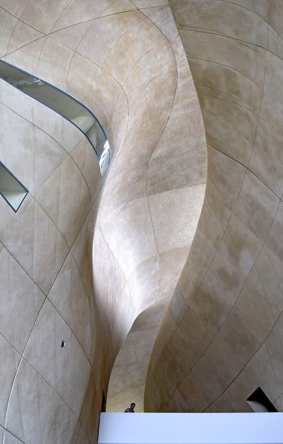 Abstraction d'architecture photographie stock libre de droits