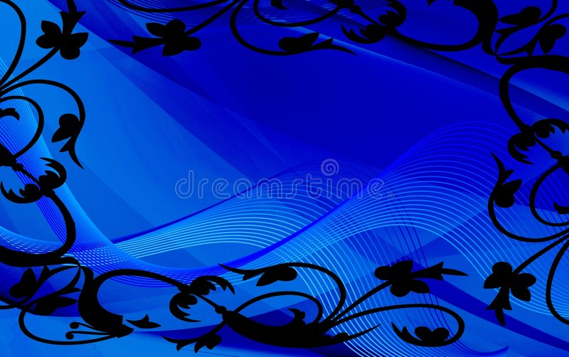 Abstraction frame stock photography