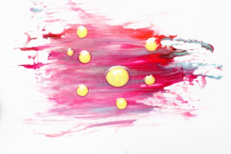 Abstractionism, arte creativo Virus y enfermedad fotos de archivo