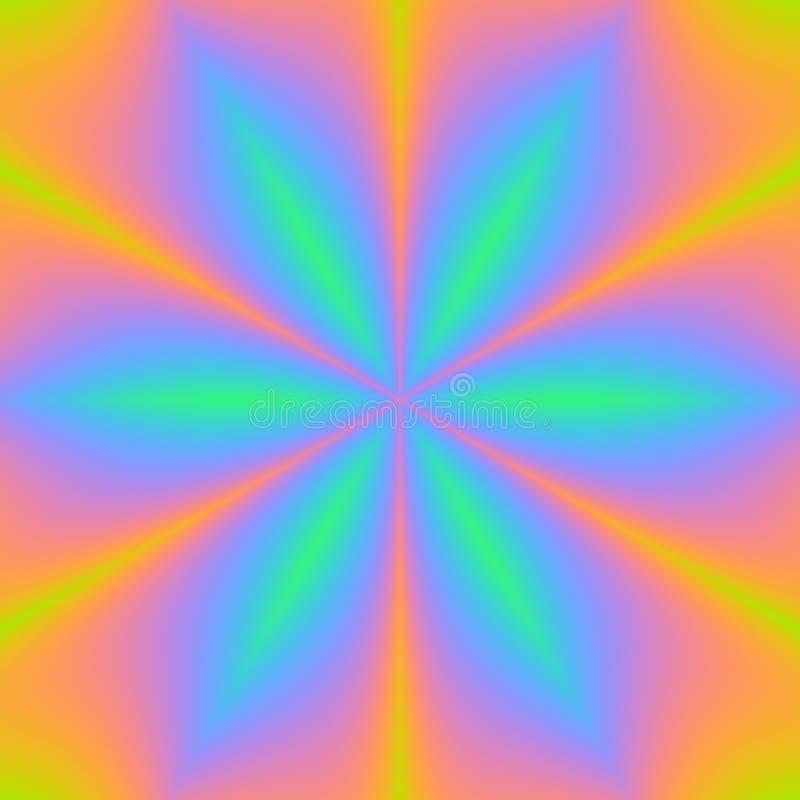 abstractionism vektor illustrationer