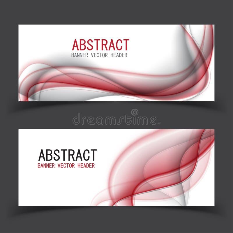 Abstracto alise el fondo gris borroso de las ondas Dise?o ondulado del arte gr?fico de vector libre illustration