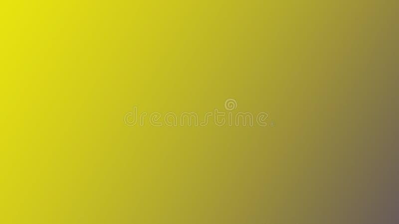 Abstracto amarillee - el diseño de pantalla azul para la web Fondo suave de la pendiente del color Elemento del dise?o fotos de archivo