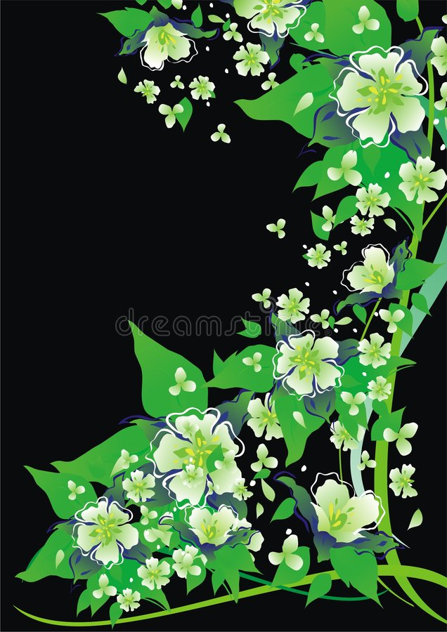 Free Abstracts Floral Background Stock Photos - 4448393