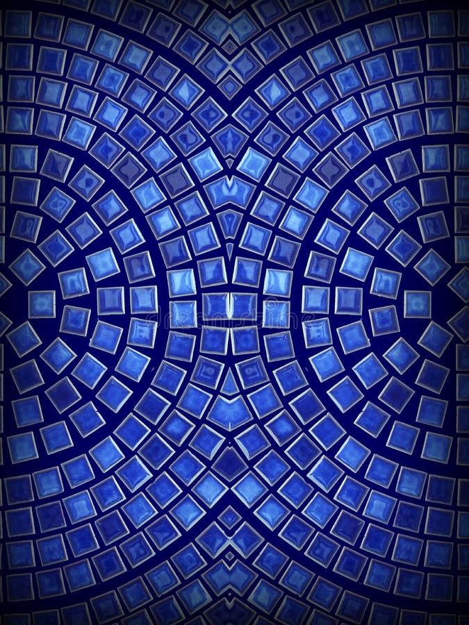 Abstrai o fundo, círculo colorido, rede fotografia de stock royalty free