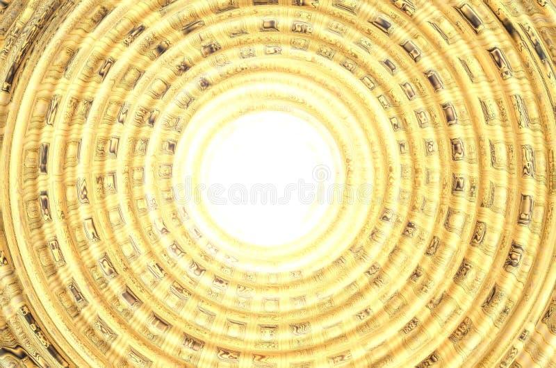 Abstrai a textura do círculo da rede do fundo imagens de stock royalty free