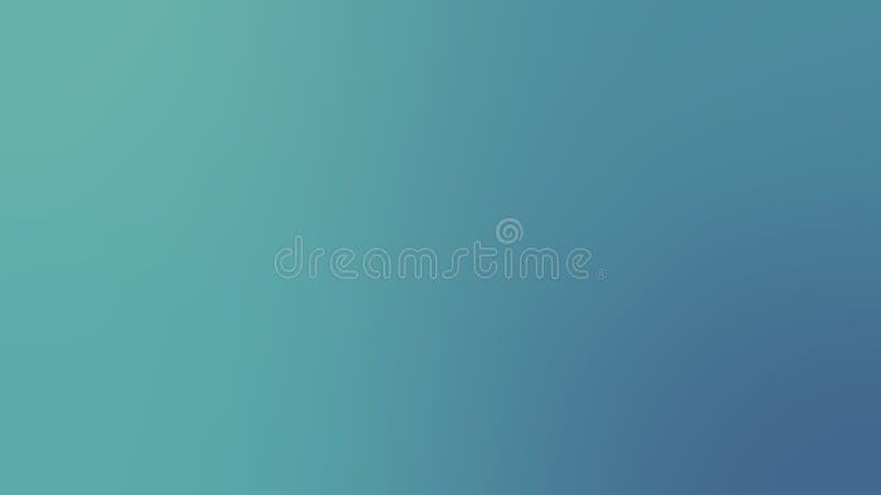 Abstraia o fundo borrado da malha do inclinação em claro e em escuro - cores azuis Molde liso colorido da bandeira ilustração stock