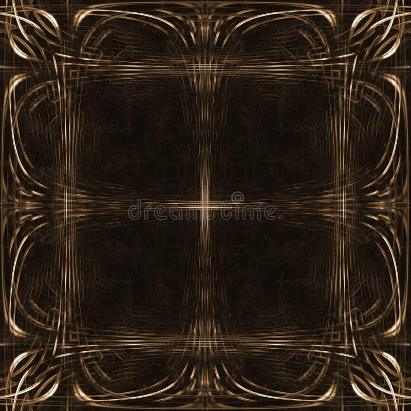 Abstraia O Fundo Do Frame Imagem de Stock