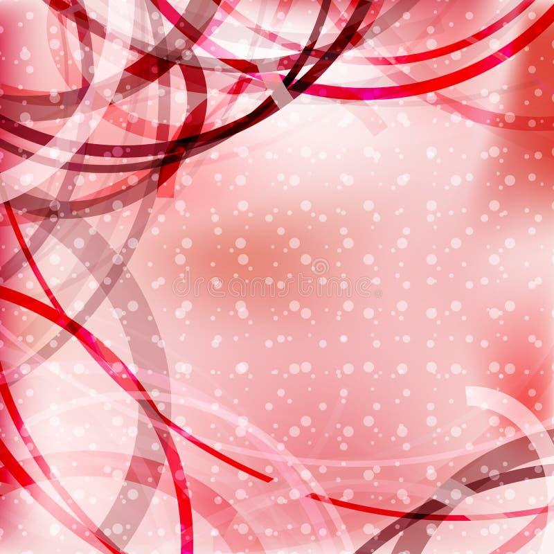 Abstraia o Valentim imagem de stock royalty free