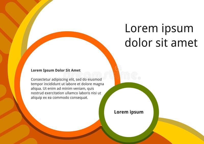 Download Abstraiga el fondo ilustración del vector. Ilustración de moderno - 64205327