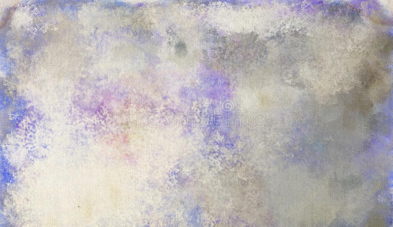 Abstraiga el fondo colorido de la acuarela libre illustration
