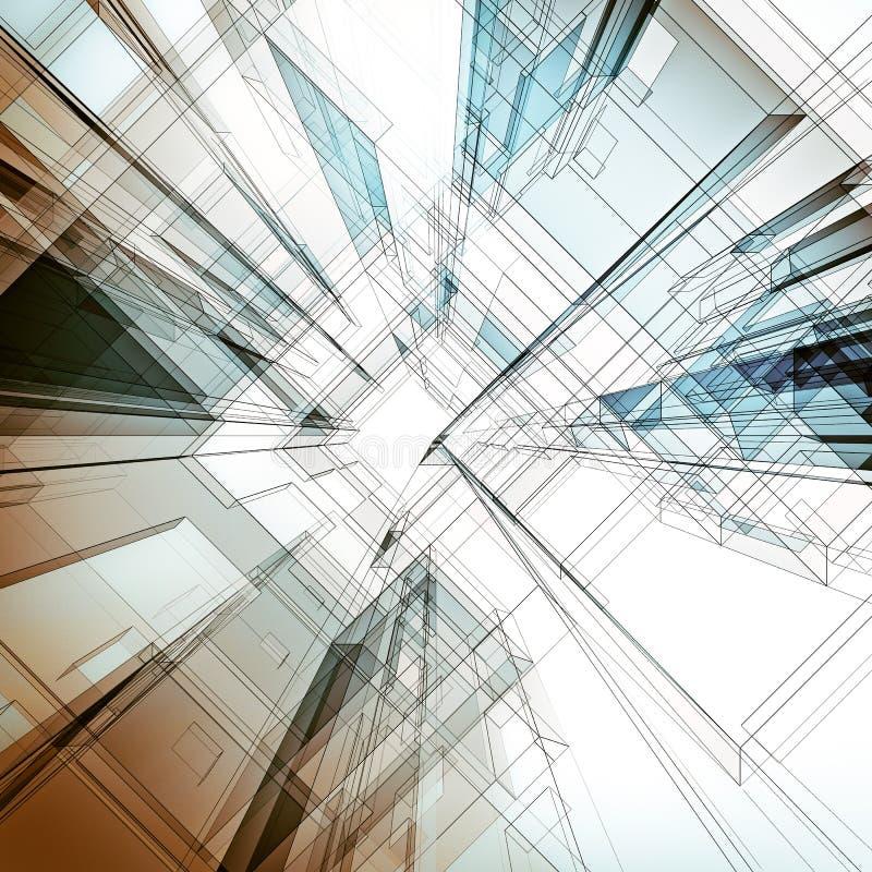 Download Abstraiga El Fondo De La Configuración Stock de ilustración - Ilustración de contemporáneo, moderno: 42439954