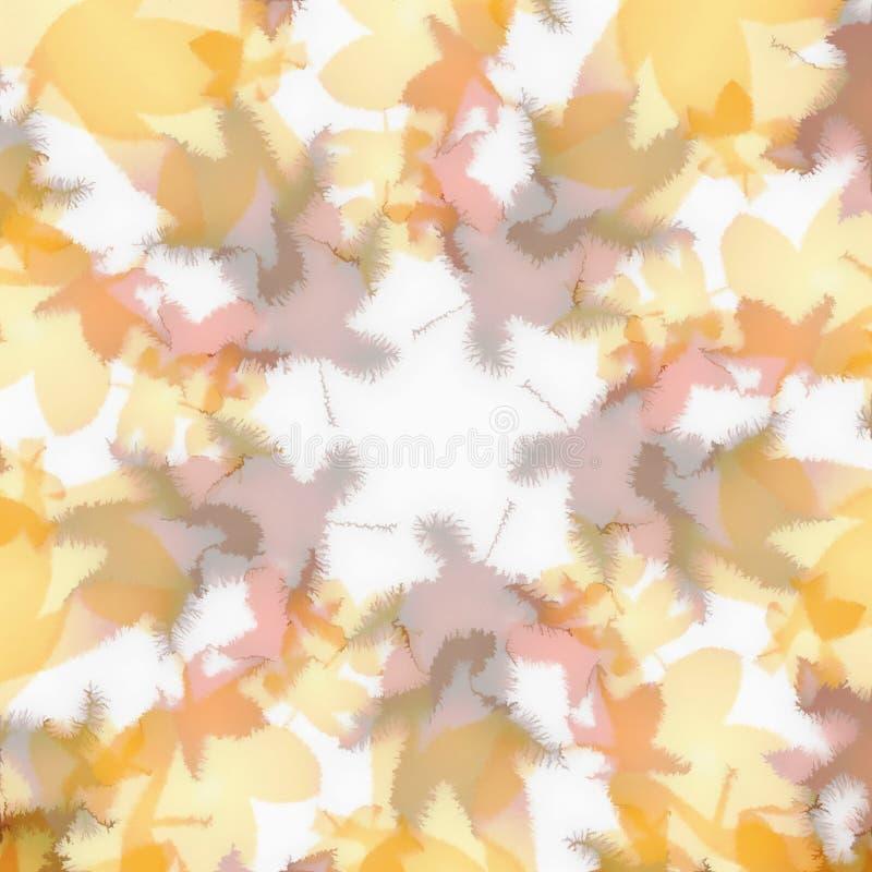 Or abstrait de grunge de textures illustration de vecteur