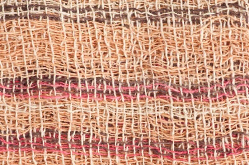 Abstrait de texture de coton image stock