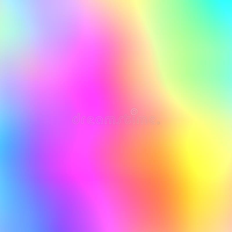 Abstrait en pastel illustration de vecteur