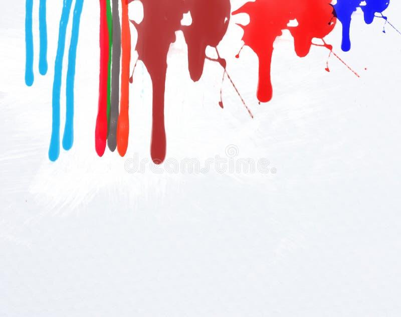 Abstrait multicolore photo libre de droits