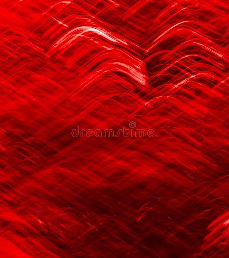 Abstrait rouge texturisé #79 photographie stock libre de droits