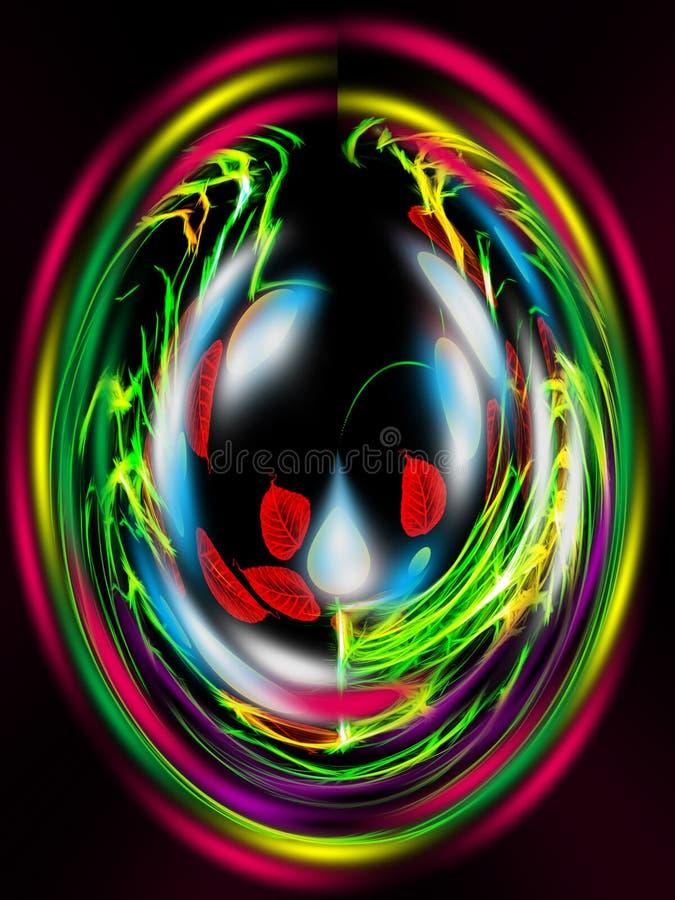 abstrakcja Abstrakt obraz obrazek grafika royalty ilustracja
