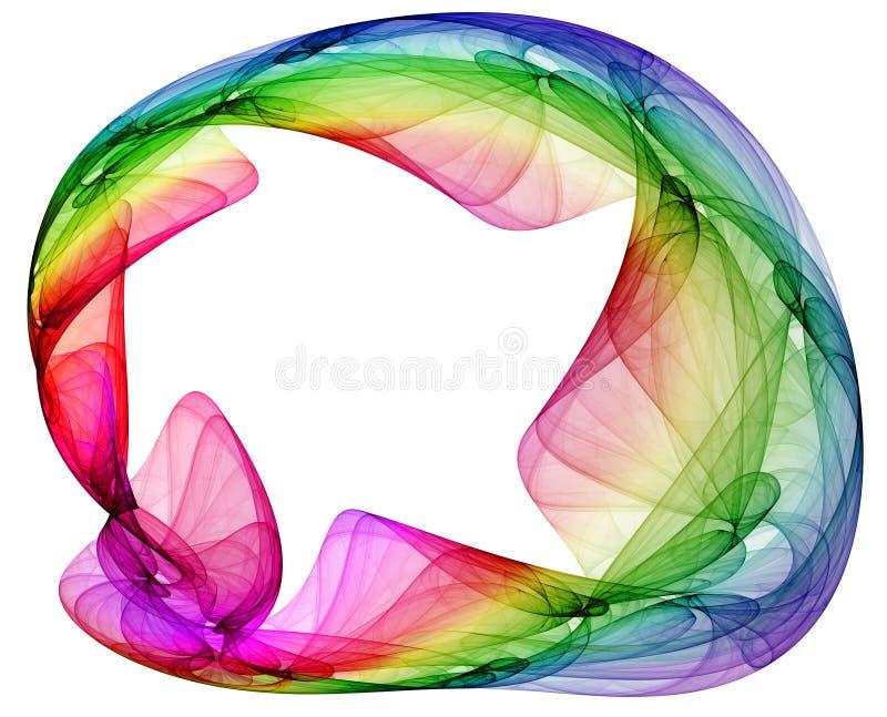abstrakcja kolorowa ilustracja wektor