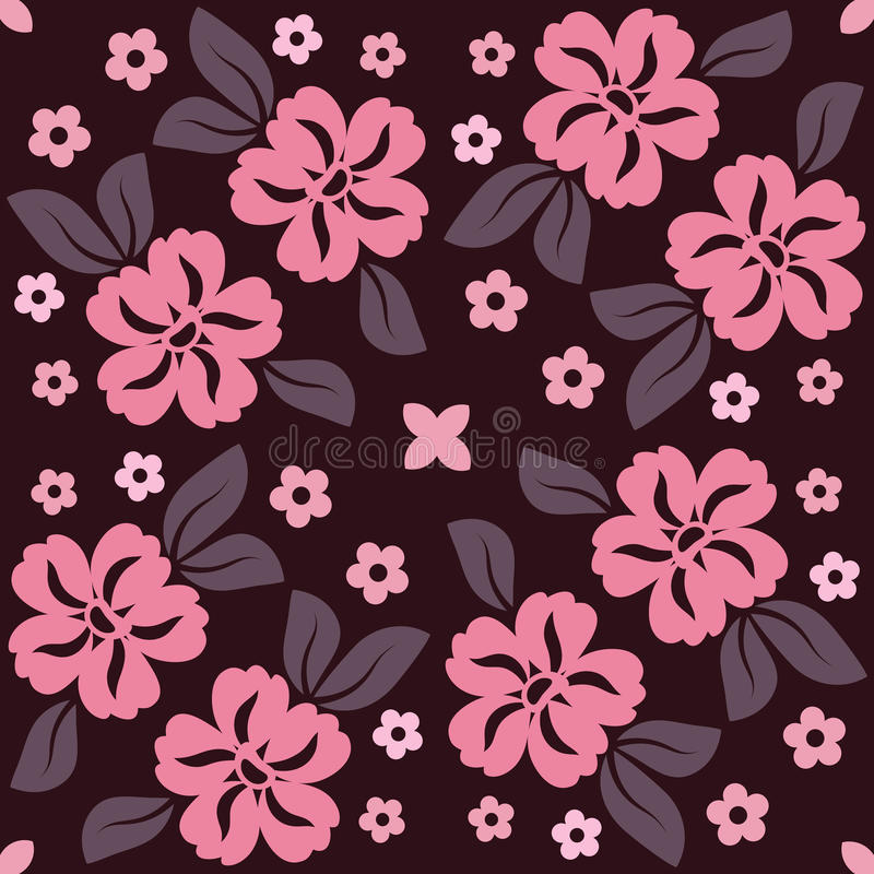Download Abstrakcjonistyczna Bezszwowa Tekstura Ilustracja Wektor - Obraz: 33044650