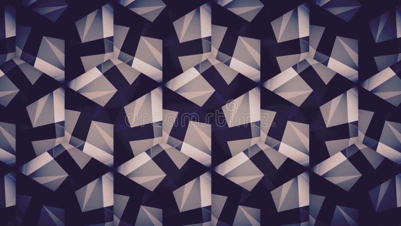 Abstrakcjonistyczna czarna brown biała koloru wzoru tapeta obrazy stock