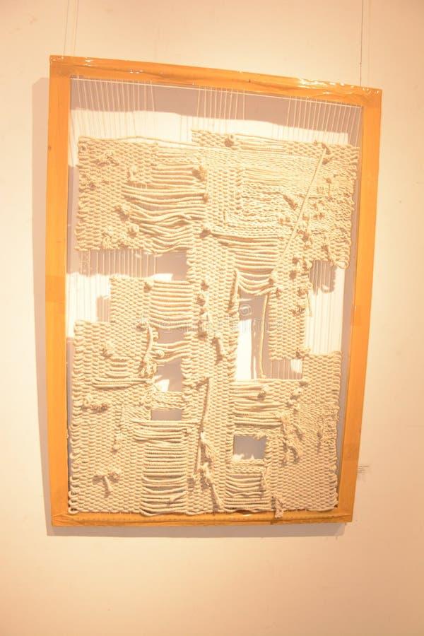 Abstrakcjonistyczna forma sztuki zdjęcia stock
