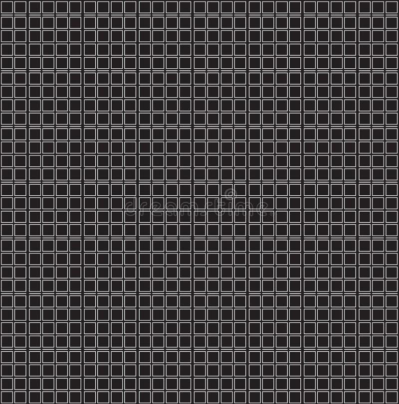 Abstrakcjonistyczna Geometryczna remisu sześcianu siatki wzoru tła wektoru ilustracja ilustracji