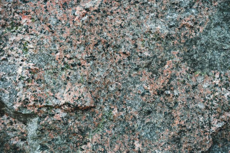 abstrakcjonistyczna granitowa naturalna wzorzysta bryły kamienia tekstura zdjęcia royalty free
