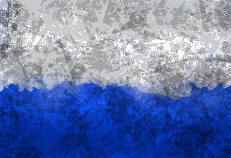 Abstrakcjonistyczna grunge tła tekstura - projekta szablon zdjęcie stock