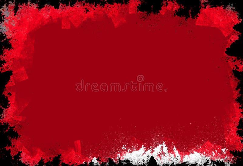 Abstrakcjonistyczna grunge tła tekstura - projekta szablon zdjęcie royalty free