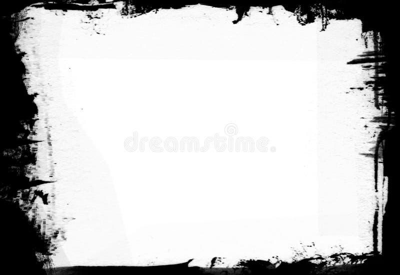 Abstrakcjonistyczna grunge tła tekstura - projekta szablon zdjęcia royalty free