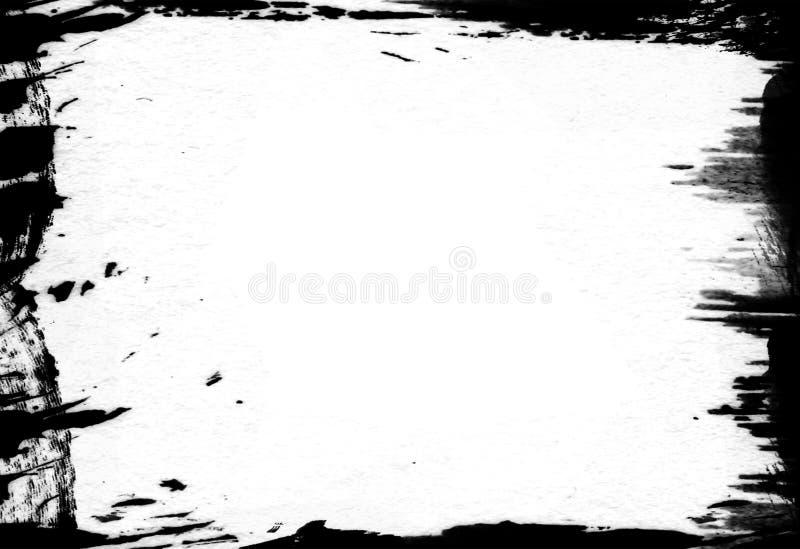 Abstrakcjonistyczna grunge tła tekstura - projekta szablon fotografia stock