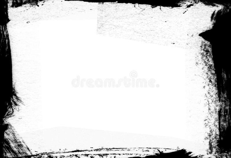 Abstrakcjonistyczna grunge tła tekstura - projekta szablon fotografia royalty free