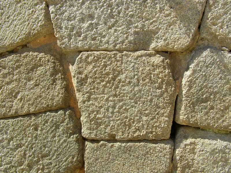 Abstrakcjonistyczna kamienna ściana fotografia stock