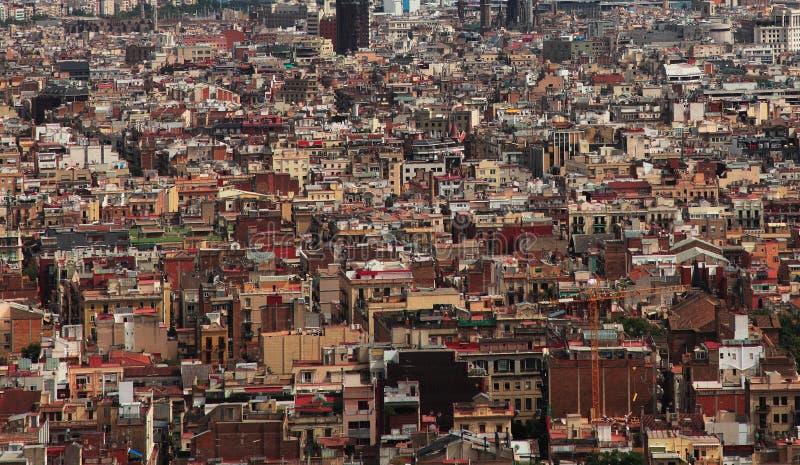 abstrakcjonistyczna metropolia obrazy royalty free