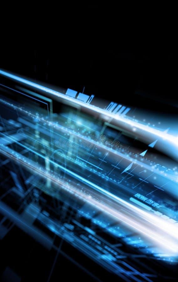 abstrakcjonistyczna pojęcia przyszłości technologia