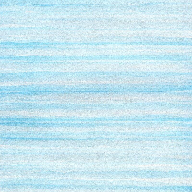 Abstrakcjonistyczna ręka malujący pasek akwareli tło. obrazy stock