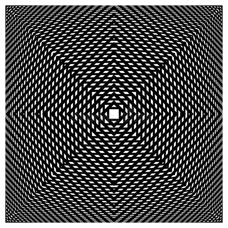 Abstrakcjonistyczna siatka, siatka wzór royalty ilustracja