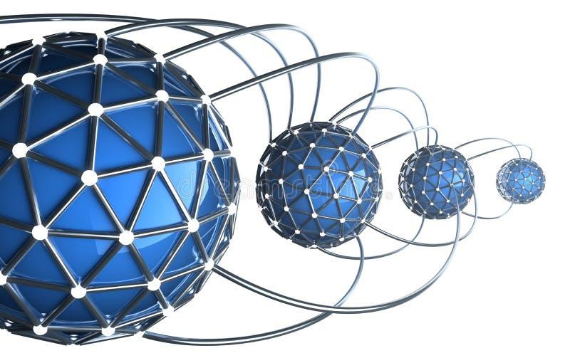 abstrakcjonistyczna sieć