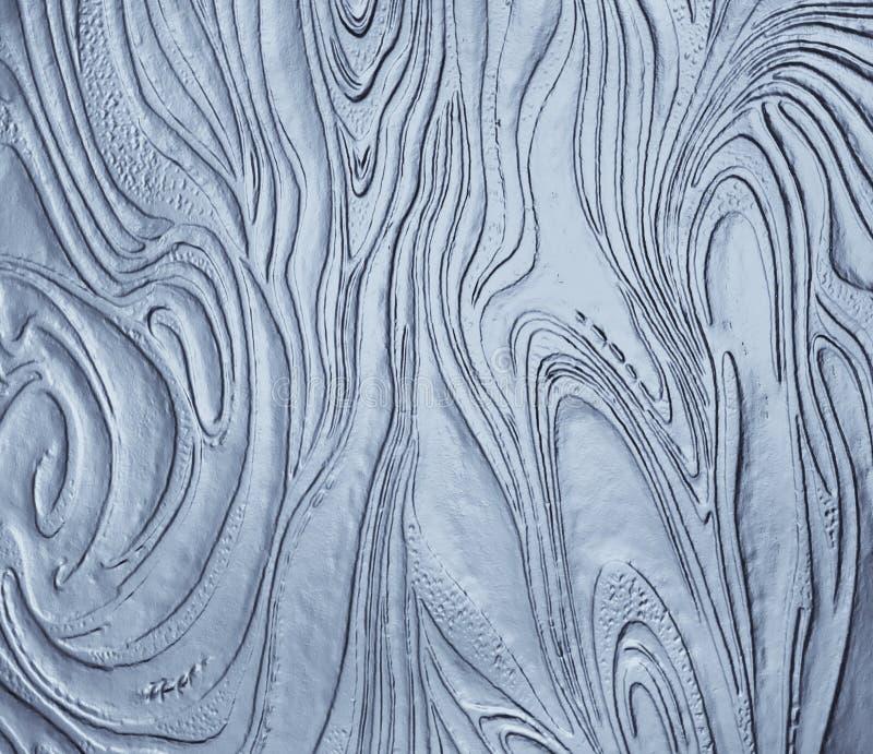 abstrakcjonistyczna szklana organicznie tekstura obraz stock
