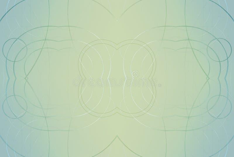 Abstrakcjonistyczna technologia sieć i sfera geometria Sfery, wyginać się linie i punkty, Futurystyczna technologia, metalizująca ilustracji
