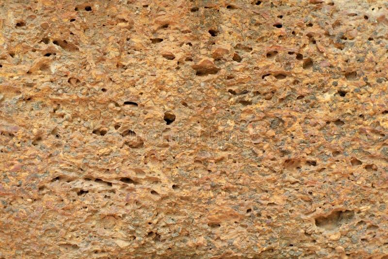Abstrakcjonistyczna tekstura i tło wietrzejąca lateryt ściana antyczny miejsce i świątynia obraz royalty free