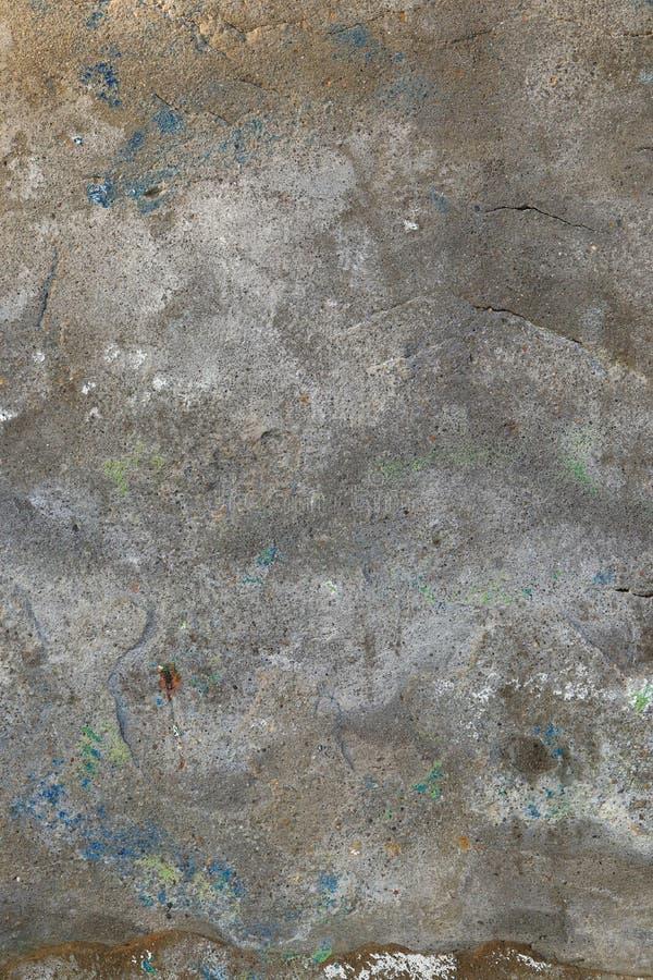 Abstrakcjonistyczna tekstura stara stubarwna cement ściana dla wewnętrznego projekta Odbitkowa przestrzeń dodawać tekst obrazy royalty free
