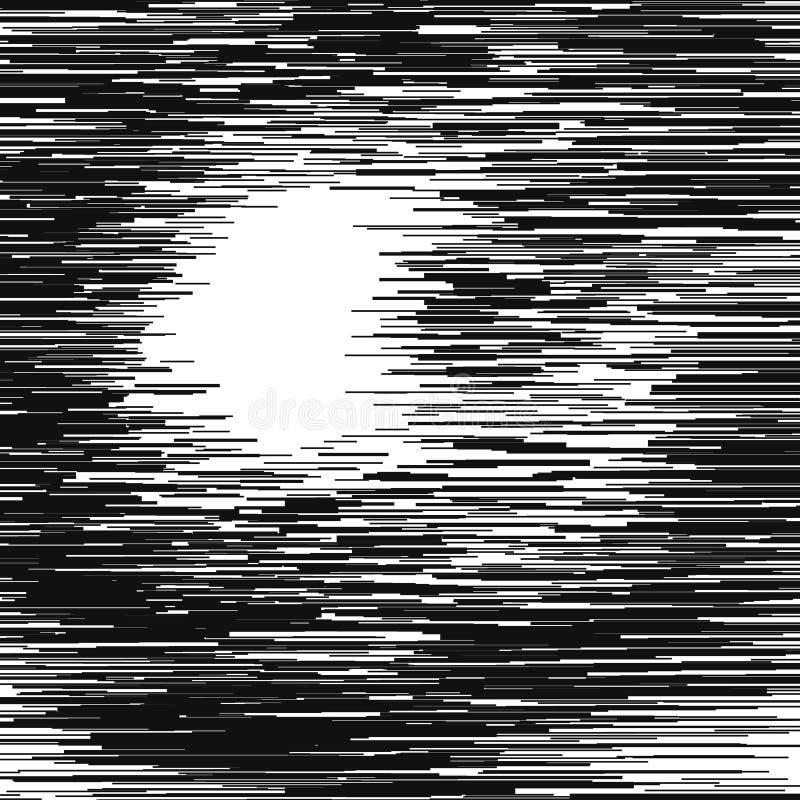 abstrakcjonistyczne linie wzór ilustracja wektor