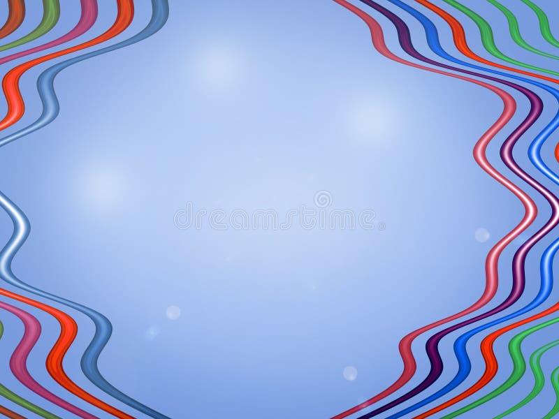 Abstrakcjonistyczne tło grafika obrazy royalty free