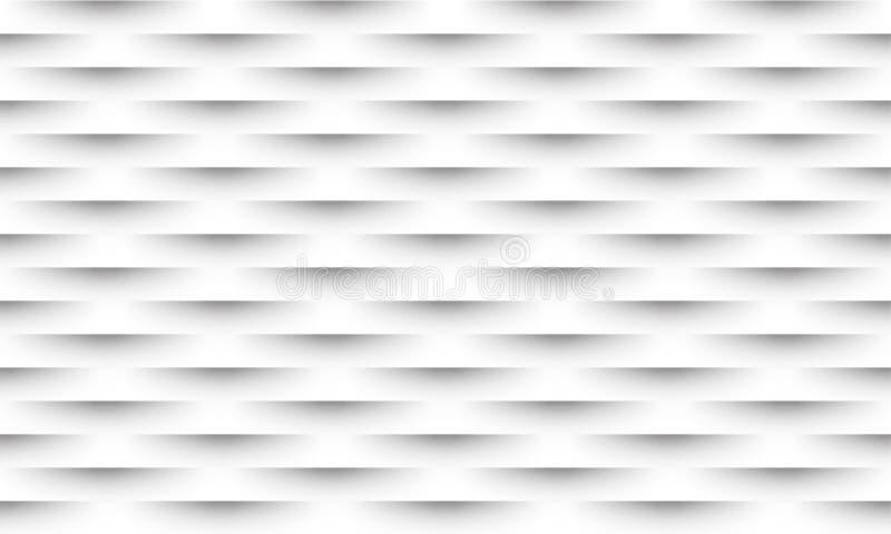 Abstrakcjonistycznego bielu wzoru tekstury wektorowy tło royalty ilustracja