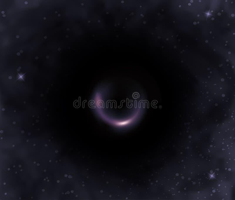 abstrakcjonistycznego czarny desgin geometrycznego dziury z?udzenia ilustracyjni okulistyczni kszta?ty ilustracji