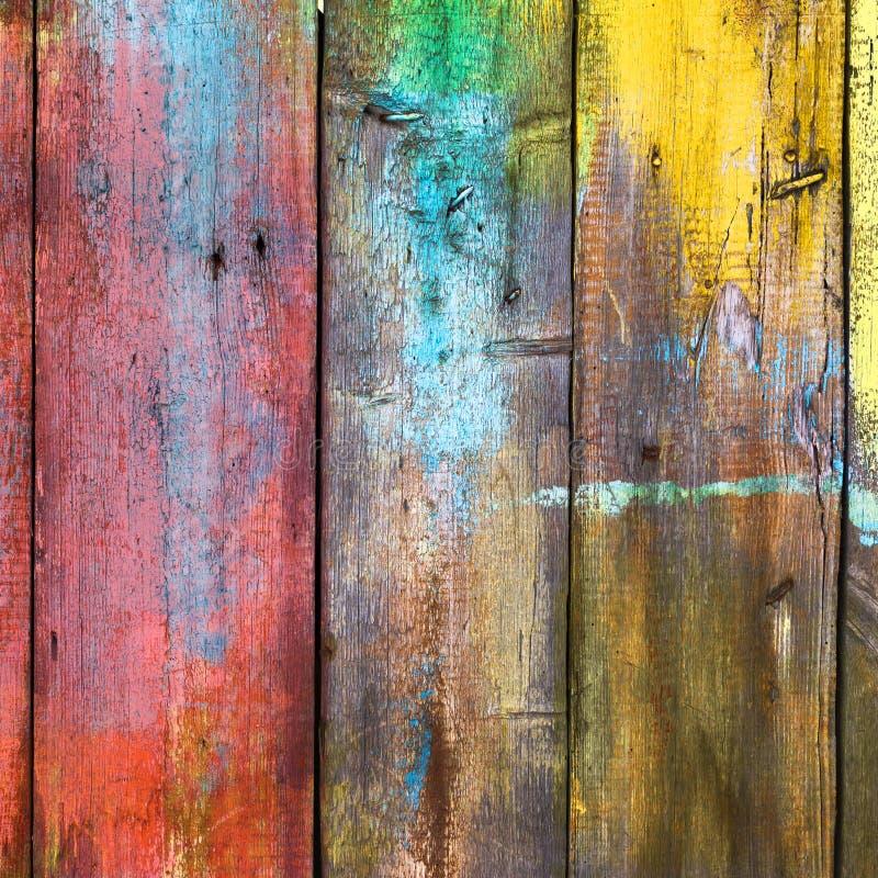 Abstrakcjonistycznego grunge tekstury drewniany tło obrazy stock